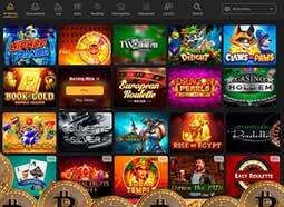 Free Bitcoin Slots